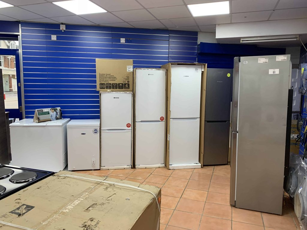 Küçükköy İkinci El Buzdolabı Alanlar