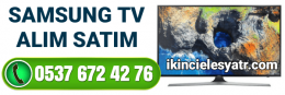 İKİNCİ EL SAMSUNG UE55MU7000 SMART TV
