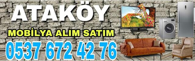 atakoy ikinci el mobilya alanlar Ataköy İkinci El Eşya
