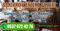 Bakırköy Antika Alanlar