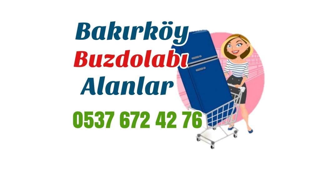 Bakırköy ikinci el buzdolabı alanlar