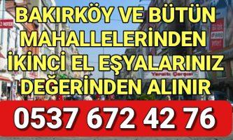 bakirkoy ikinci el esya alim satim Bakırköy Spotçular Çarşısı