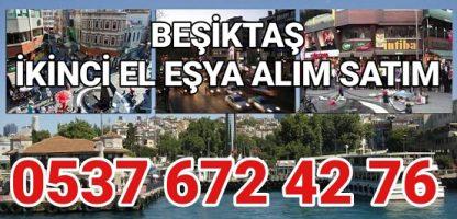 Beşiktaş İkinci El Eşya Satanlar