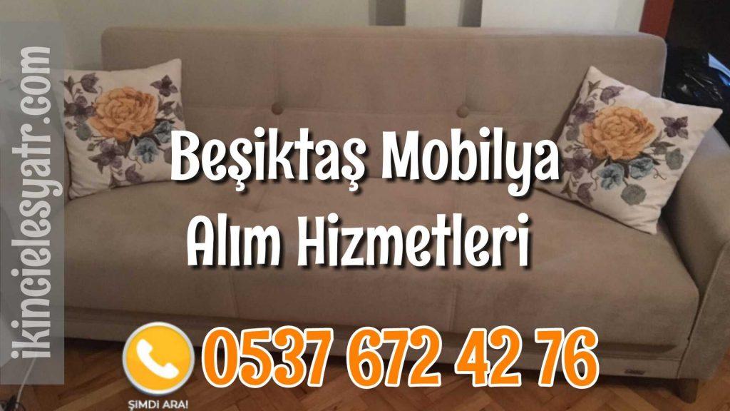 Beşiktaş 2. İkinci El Mobilya Alanlar