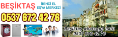 Beşiktaş İkinci El Eşya Alan Yerler