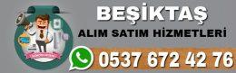 Beşiktaş'ta İkinci El Eşya Alanlar