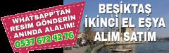 Beşiktaş İkinci El Eşya Alım Satım
