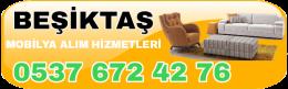 Beşiktaş İkinci El Mobilya Alanlar