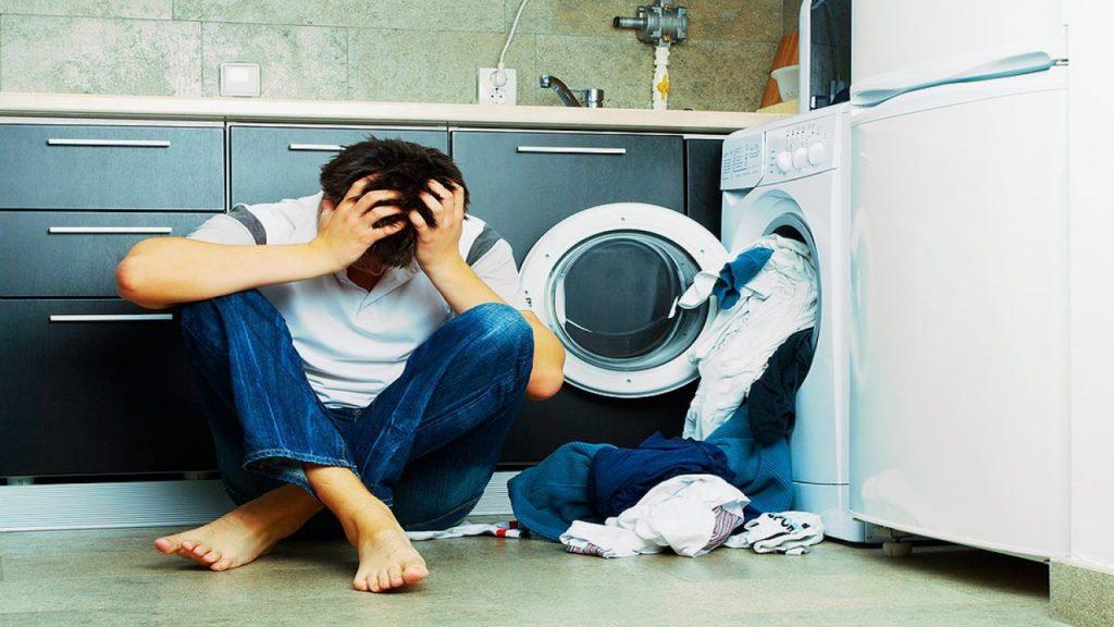 çamaşır makinesi hataları