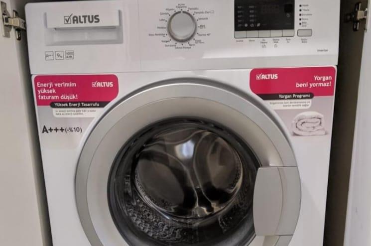 Etiler İkinci El Çamaşır Makinesi Alanlar