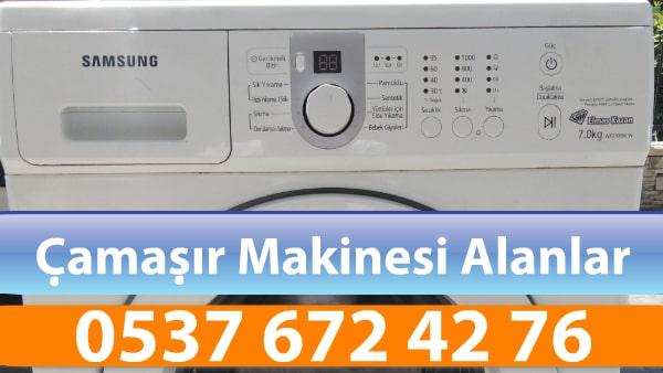 Halkalı ikinci el çamaşır makinesi alanlar