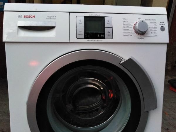 İkinci el bosch çamaşır makinesi alanlar