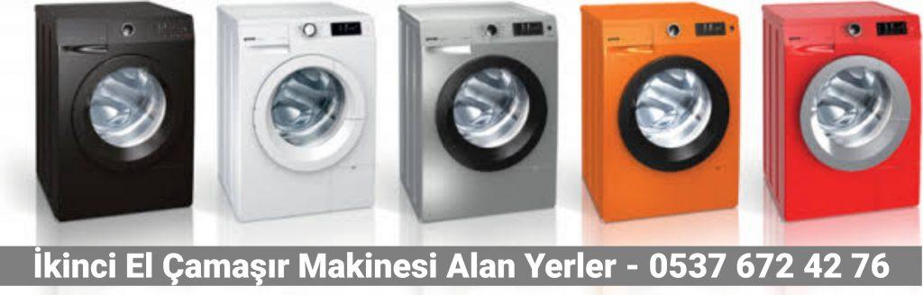 Nişantaşı İkinci El Çamaşır Makinesi Alanlar