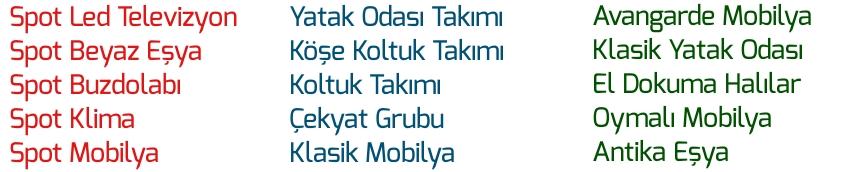 İkinci El Eşya Alanlar İstanbul