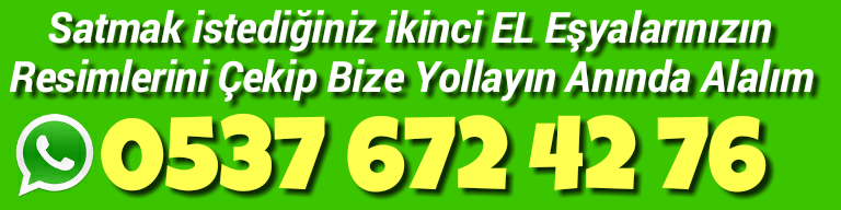 ikinci el esya 3 ikinci EL Eşya Alanlar Beşiktaş