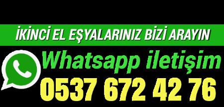Beşiktaş 2. İkinci El Eşya Alan Yerler