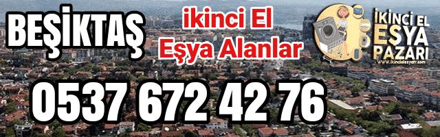 İkinci El Eşya Alanlar Beşiktaş