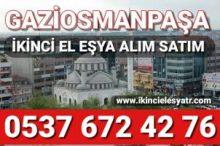 Gaziosmanpaşa'da İkinci El Eşya Alımı
