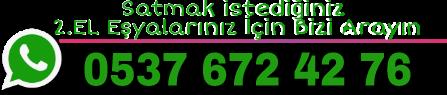 ikinci el esya istanbul 1 İkinci El Eşya İstanbul
