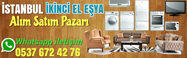 Beyaz Eşya Alanlar İstanbul