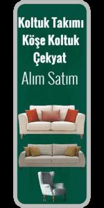 İstanbul koltuk takımı alan yerler