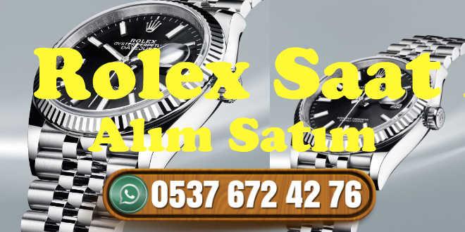İkinci El Rolex Saat Alan Yerler 1