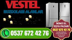 İkinci El Vestel Buzdolabı Alan Yerler