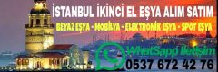 İstanbul İkinci El Eşya Alanlar