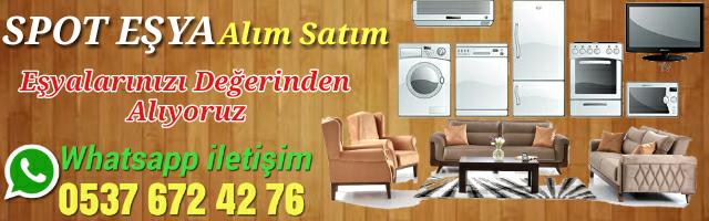 İstanbul Spot Eşya Alanlar