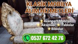 İkinci El Klasik Mobilya Alanlar