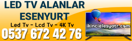 Led Tv Alanlar Esenyurt