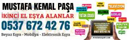 Mustafa Kemal Paşa İkinci El Eşya