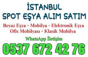 İstanbul İkinci El Eşya Alım