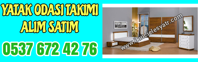 Yatak Odası Alanlar