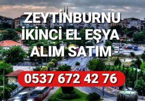 Zeytinburnu'nda İkinci El Eşya Alanlar